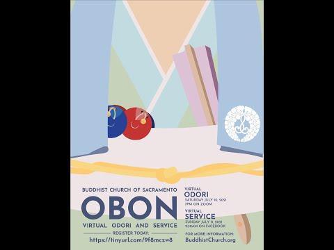 Virtual Obon Odori
